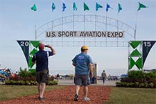 US Sport Aviation Expo