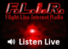Flight Line Internet Radio