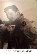 Bob Hoover in WWII