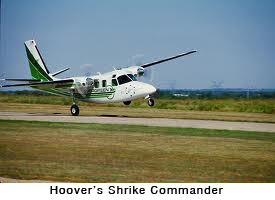 Hoover's Shrike Commander
