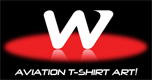 WindTee - Aviation T-Shirt Art