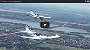 Formation flight video
