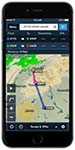 ForeFlight on iPhone 6+